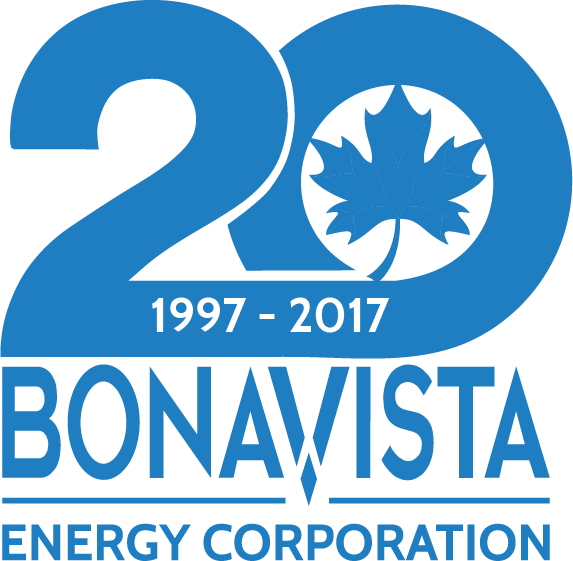 bonavista energy logo 20th